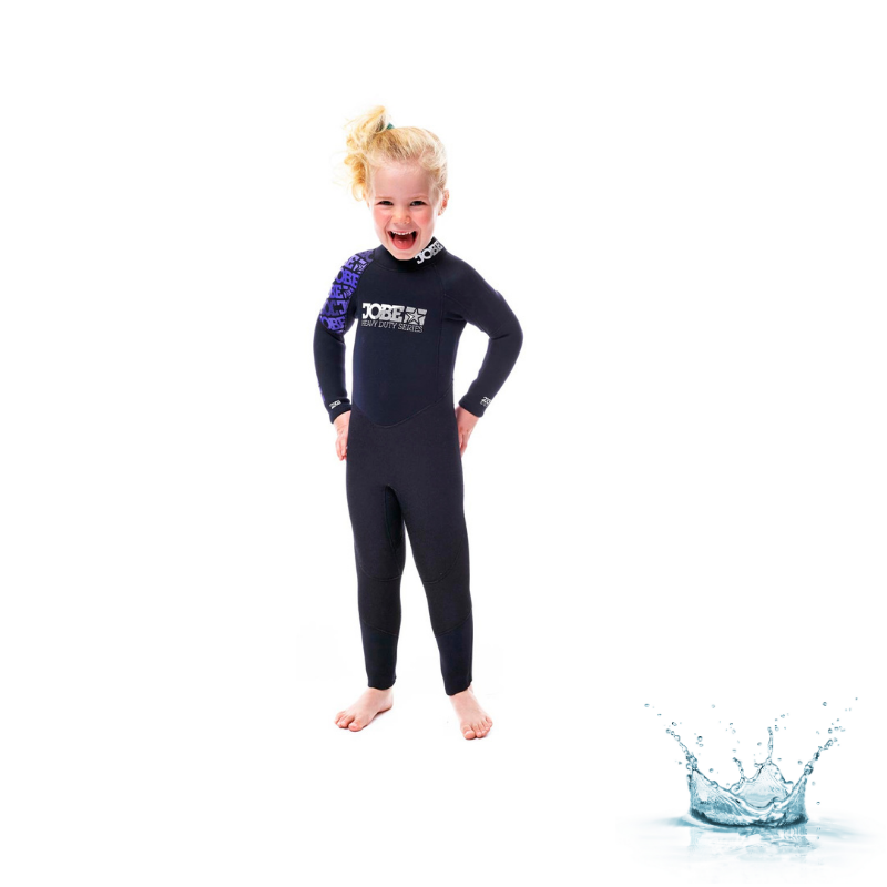COMBINAISON NEOPRENE JOBE ENFANT HEAVY DUTY 5,0/3,0 MM