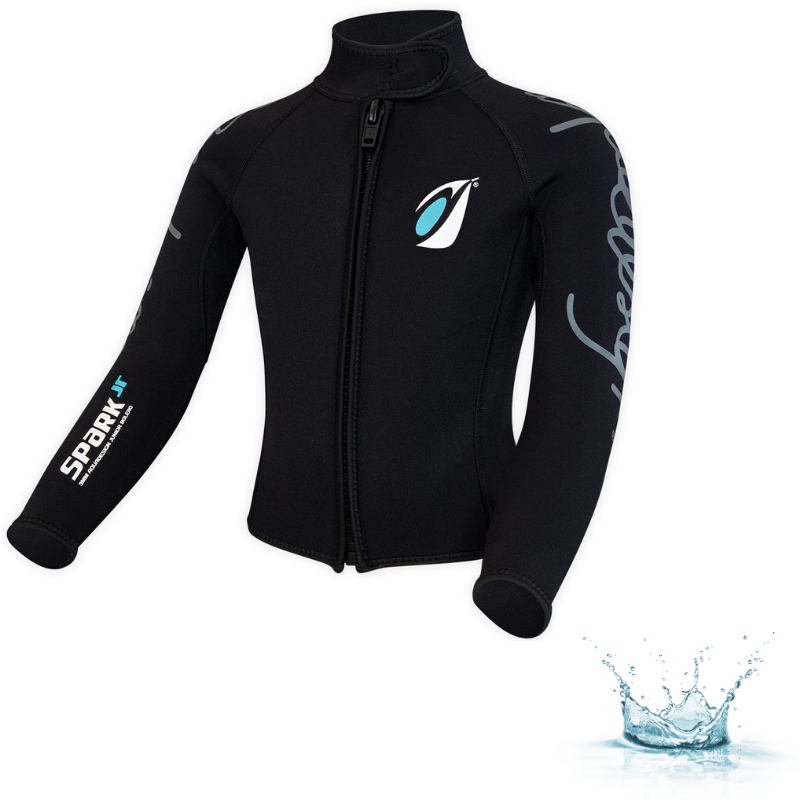 BOLERO NEOPRENE 3,0 MM AQUADESIGN SPARK JUNIOR
