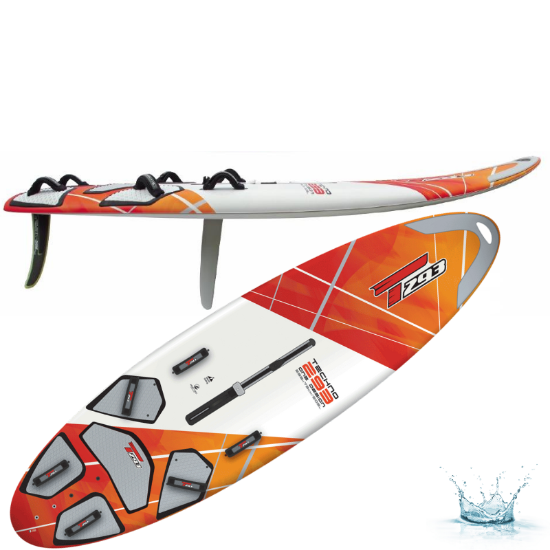 FLOTTEUR WINDSURF BIC TECHNO 293 OD ONE DESIGN V2