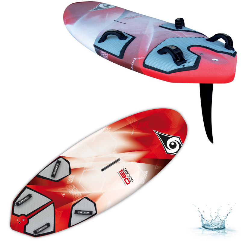 FLOTTEUR WINDSURF BIC TECHNO WIND FOIL 130