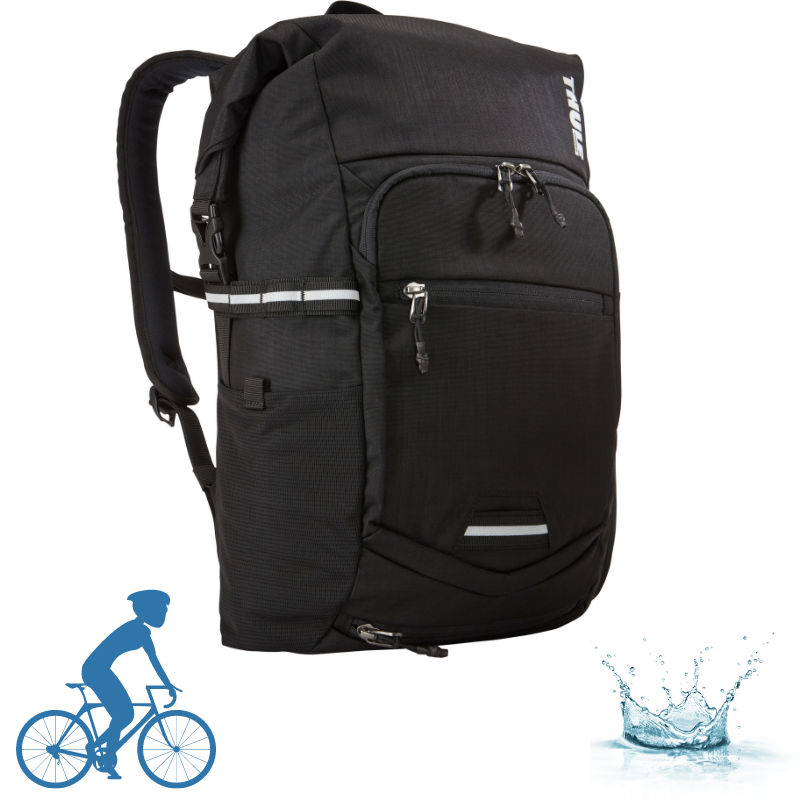SAC A DOS THULE PACK \'N PEDAL COMMUTER