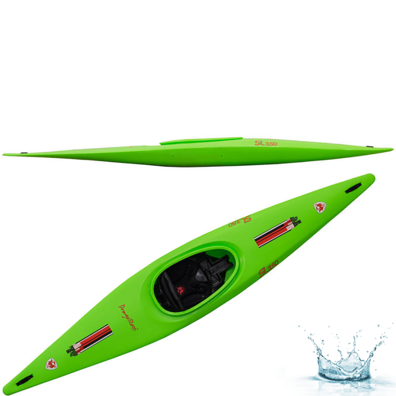 KAYAK DRAGOROSSI SLALOM 3.50 PERFORMANCE