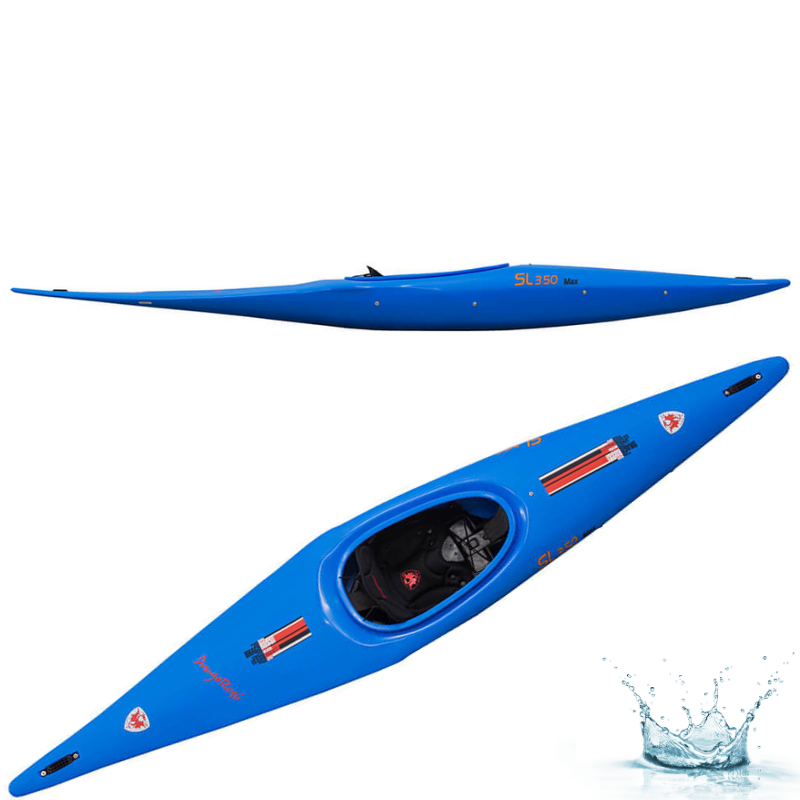 KAYAK DRAGOROSSI SLALOM 3.50 MAX PERFORMANCE