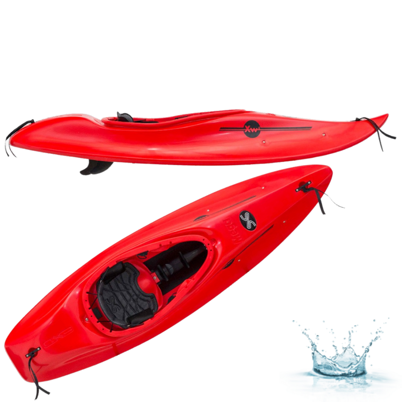 KAYAK DE SURF EXO XW1