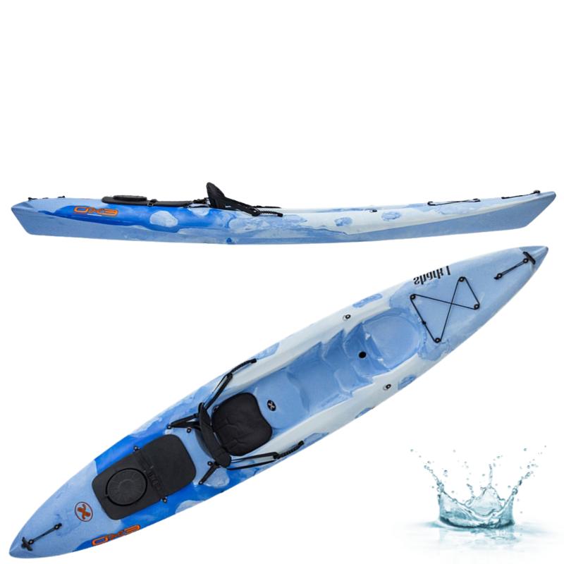 KAYAK DE RANDONNEE EXO SHARK 1 SPORT