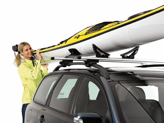 Porte kayak thule hydroglide 873 for Porte kayak voiture
