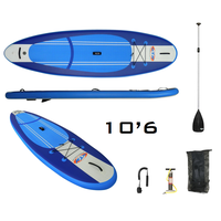 PACK RTM STAND UP PADDLE GONFLABLE 10'6