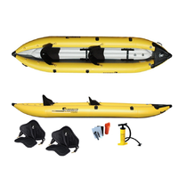 KAYAK GONFLABLE AQUADESIGN SEA WEAVER SW2
