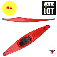 LOT DE 6 KAYAKS POLO EXO XP3