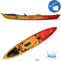 KAYAK DE PECHE RTM FISHING K.LARGO LUXE