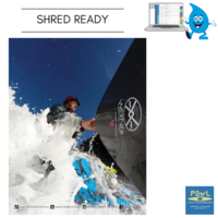 LE CATALOGUE DES PRODUITS SHRED READY