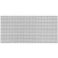 GRILLE DE RENFORT POUR REPARATION PAR SOUDAGE DE PIECES EN PLASTIQUES 30 cm x 20 cm
