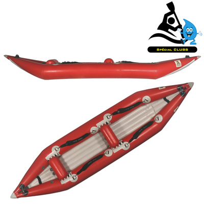 KAYAK GONFLABLE AQUADESIGN K-AIR