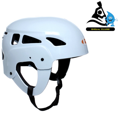 CASQUE BELUGA EMBRUN POUR SPORTS D'EAUX VIVES