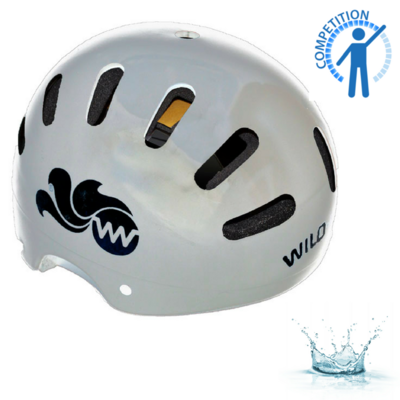 CASQUE DE CANOE-KAYAK DE COMPETITION WILD WATER
