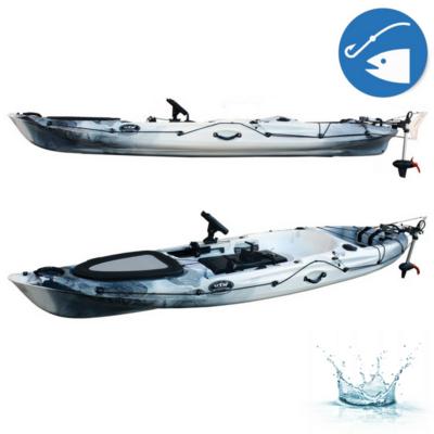 KAYAK DE PECHE RTM FISHING ABACO 3.60 LUXE TORQEEDO