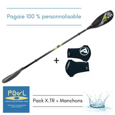 PACK PAGAIE SELECT X.TR - MANCHONS NEOPRENE PEAK UK