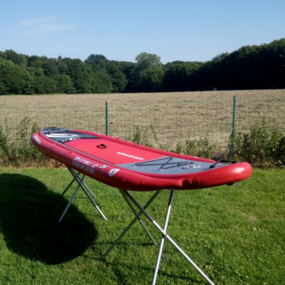 FLOTTEUR DE SUP GONFLABLE AQUADESIGN S.U.K.12'