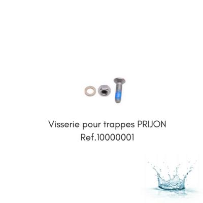 VISSERIE M4 POUR ACCASTILLAGE DE PONT DE KAYAKS PRIJON