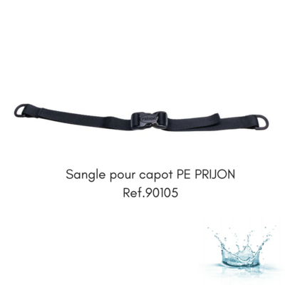 SANGLE POUR CAPOT PE PRIJON
