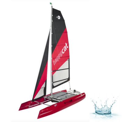 CATAMARAN GONFLABLE GRABNER HAPPY CAT EVO