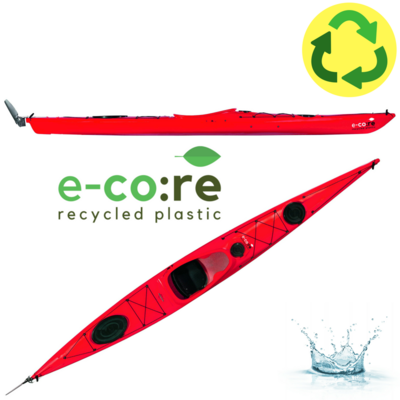 KAYAK DE MER TAHE MARINE WIND SOLO PE E-CO:RE RS