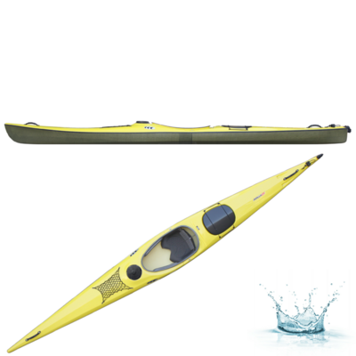 KAYAK DE FITNESS PRIJON BARRACUDA RS