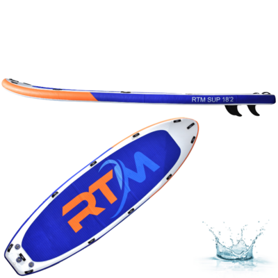 PLANCHE DE STAND UP PADDLE (SUP) GONFLABLE RTM 18'2