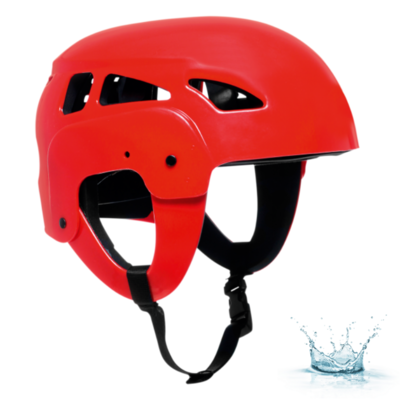 CASQUE EMBRUN POUR SPORTS D'EAUX VIVES