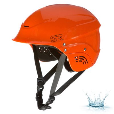 CASQUE D'EAUX VIVES SHRED READY STANDARD FULLCUT - SAFETY ORANGE