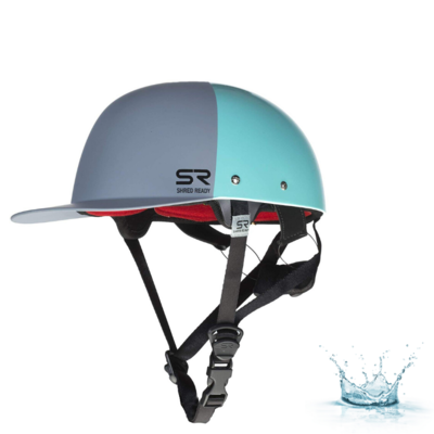 CASQUE DE CANOE-KAYAK SHRED READY ZETA BLEU
