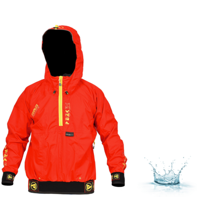ANORAK CANOË-KAYAK PEAK UK TOURLITE HOODY