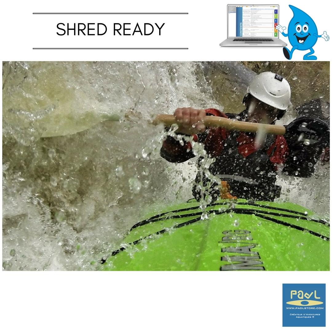 Catalogue-shred-ready