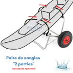 TGEN0347-ORCKA-CHARIOT DE PORTAGE 1260-OPTION-SANGLES-2 PARTIES-2
