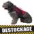 FICHE-ECKLA-DEST-SDOG0001XS-GILET D'AIDE A LA FLOTTABILITE POUR CHIEN JOBE PROGRESS PET RED