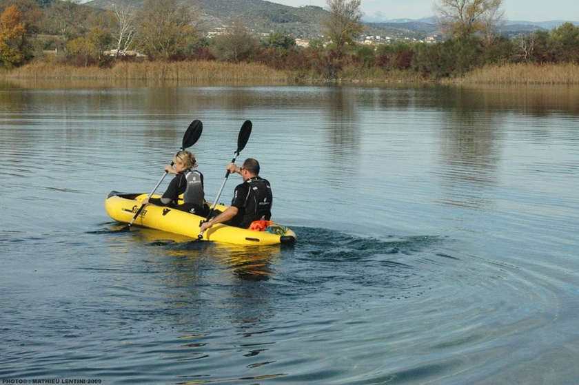 Kayak gonflable 2 places aquadesign seaweaver 360 with images padl storify - Canoe gonflable 4 places ...