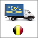Livraison PadL Belgique