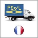 Livraison PadL France