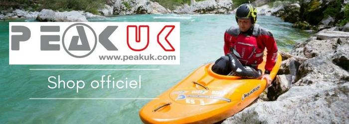 Bannière Peak UK