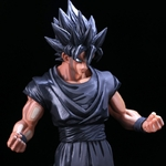 Z-Manga-Son-Goku-figurines-d-anime-MSP-Figurine-chocolat-Goku-Juguete-Brinquedo-noir-mod-le