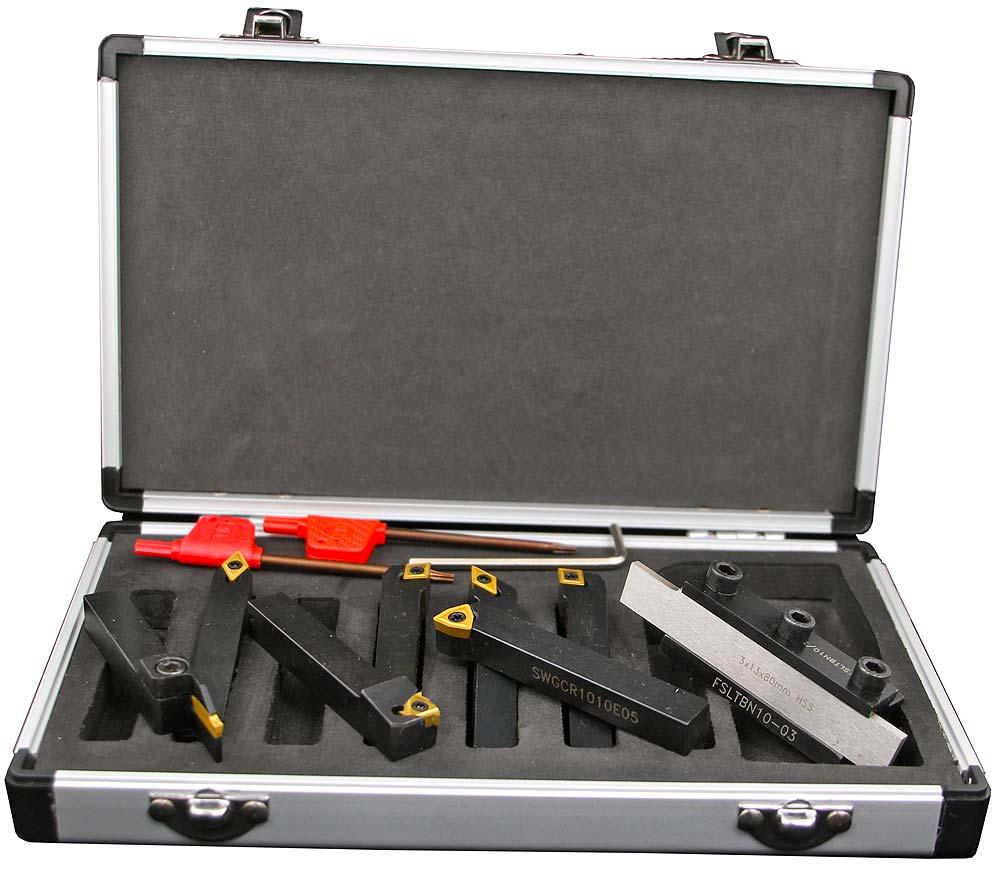 9 ou 7 porte-outils à plaquettes