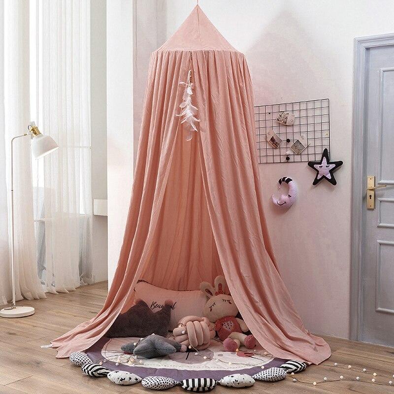 Ciel de Lit Bébé | Rose Bonbon