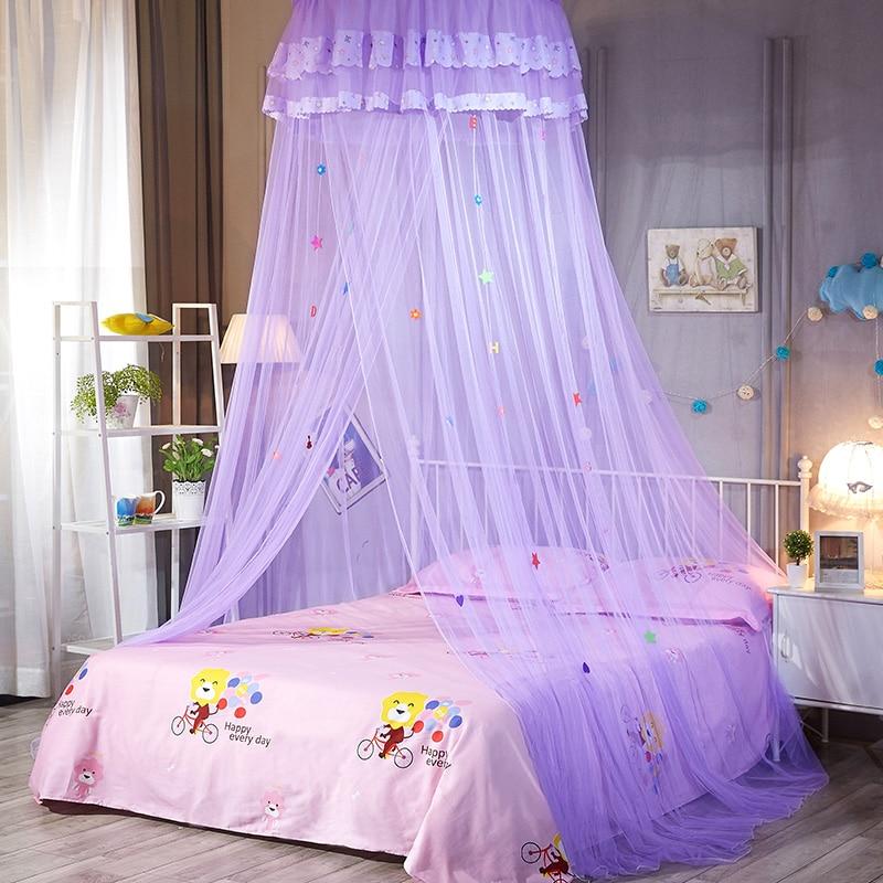 Ciel de Lit Fille | Violet Princesse