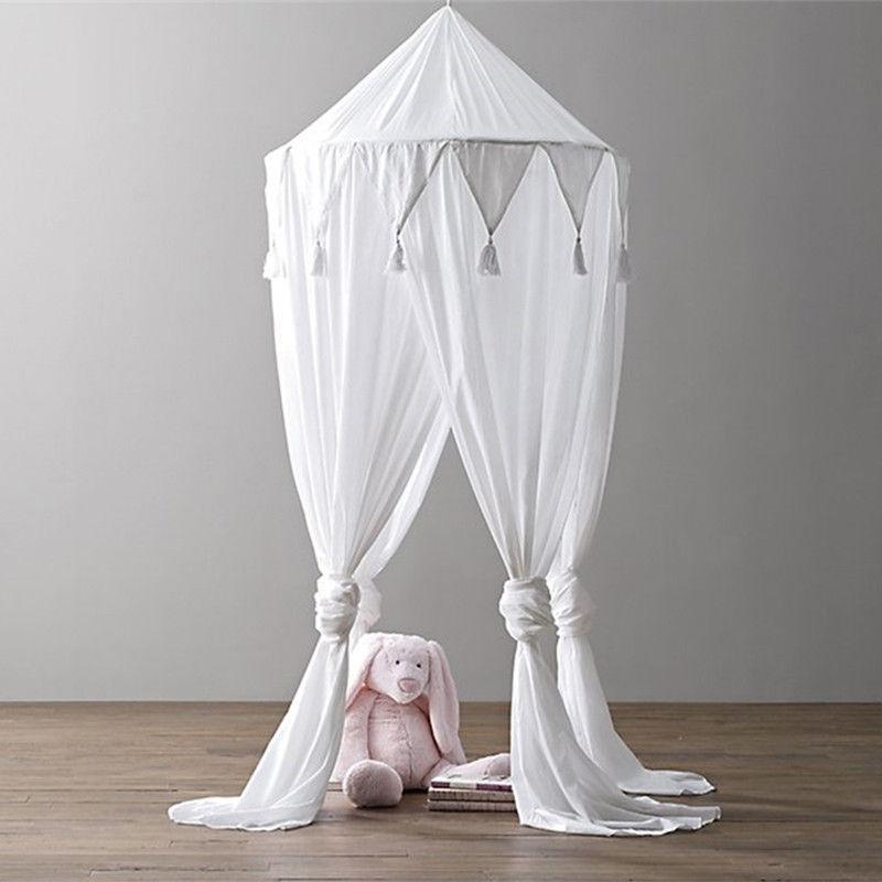 Ciel de Lit Bébé | Blanc
