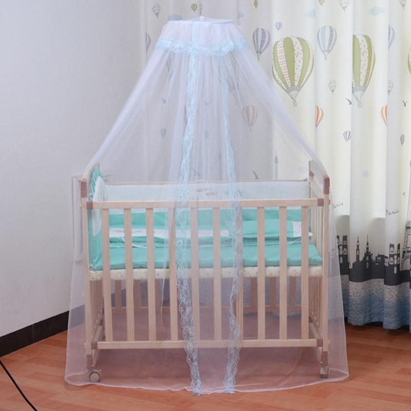 Ciel de Lit Bébé | Voile Transparent