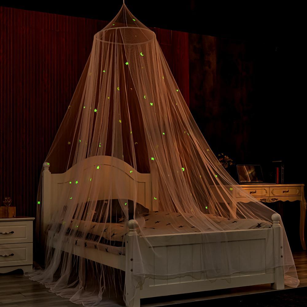Ciel de Lit Filles-Garçons | Filet Étoilé