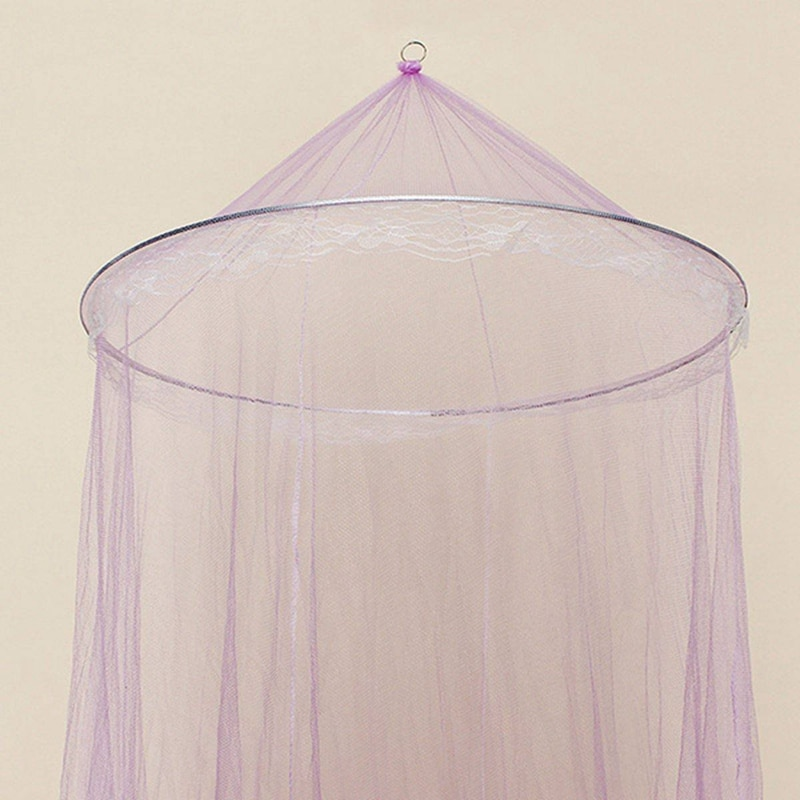 Ciel de Lit Filles-Garçons | Filet Rose