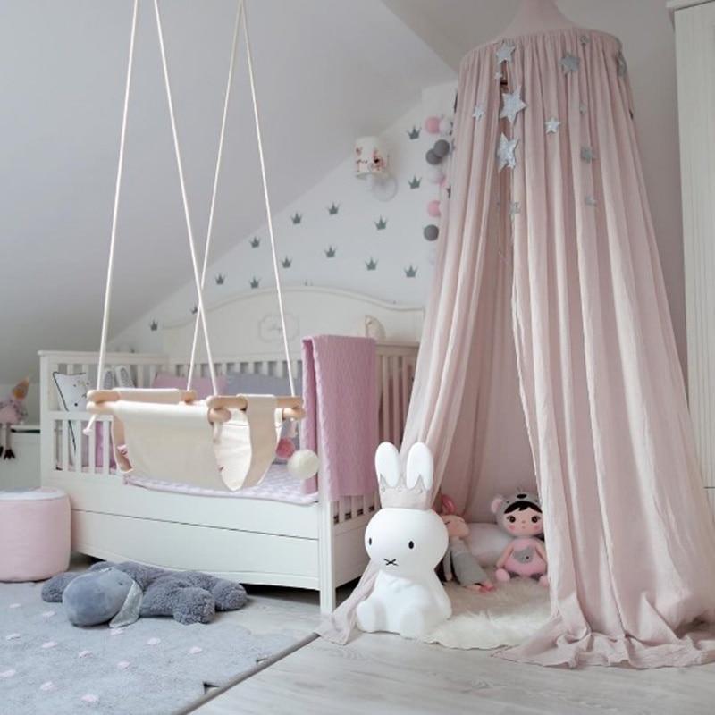 Ciel de Lit Bébé | Rose Nuage
