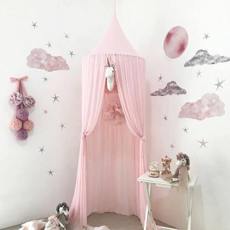 Ciel de Lit Bébé | Rose Féerie
