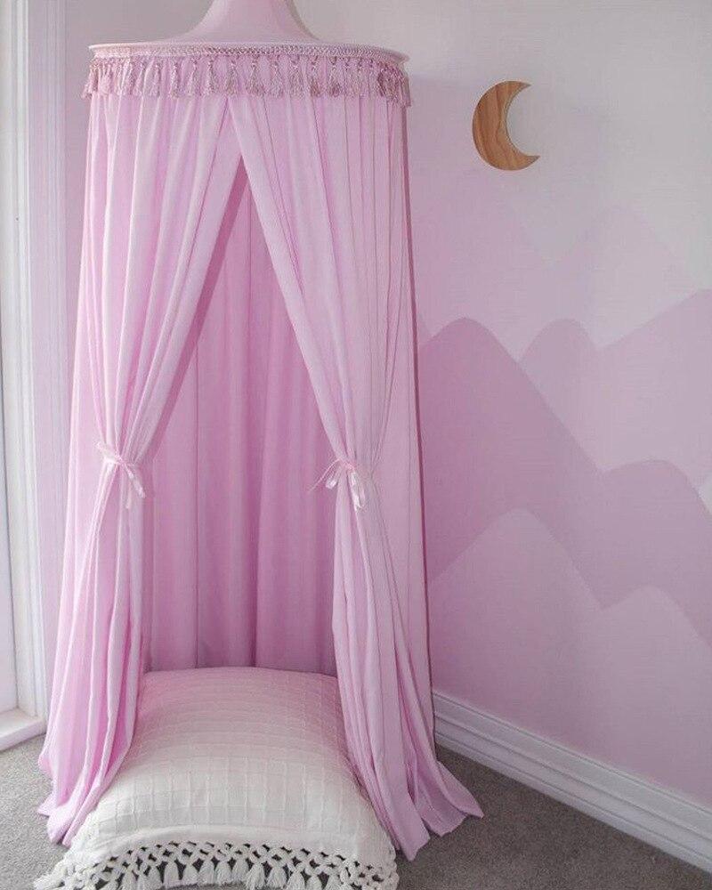 Ciel de Lit Bébé | Rose Festif